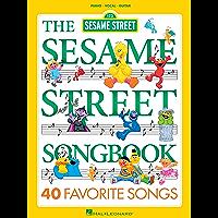 Sesame Street Songbook book cover