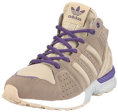 4bce6e5e55cd Adidas Originals Torsion NPN Mid Sneaker braun beige lila