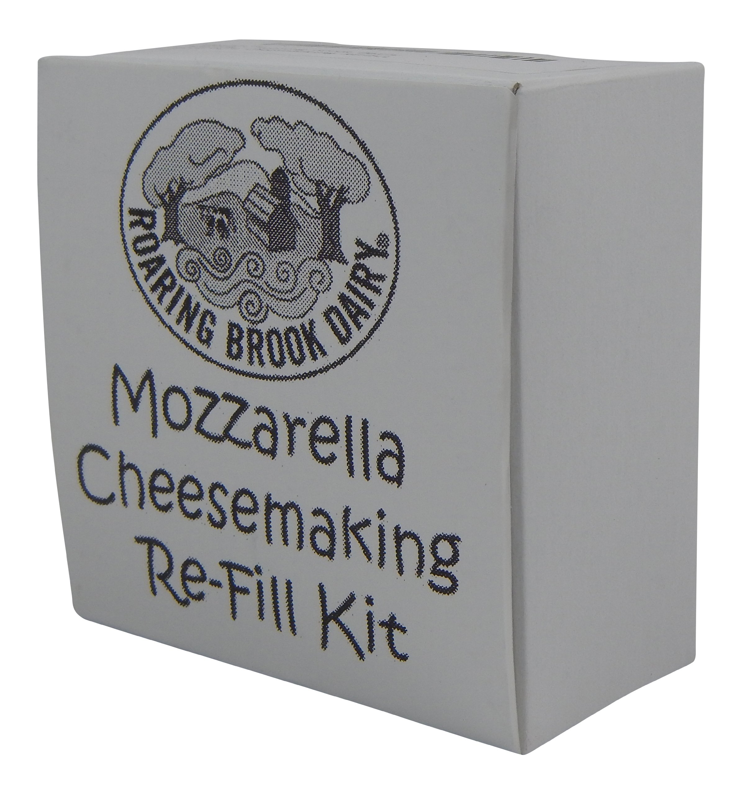 Roaring Brook Dairy Cheesemaking Kit (-) (Cheesemaking Refill Boxes)