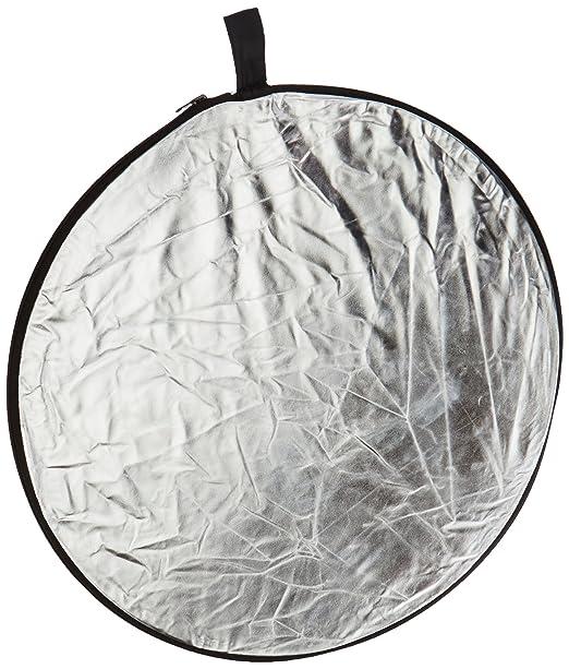 3 opinioni per NEEWER- Disco riflettente pieghevole portatile 5 in 1, 60 x 60 cm, traslucido,