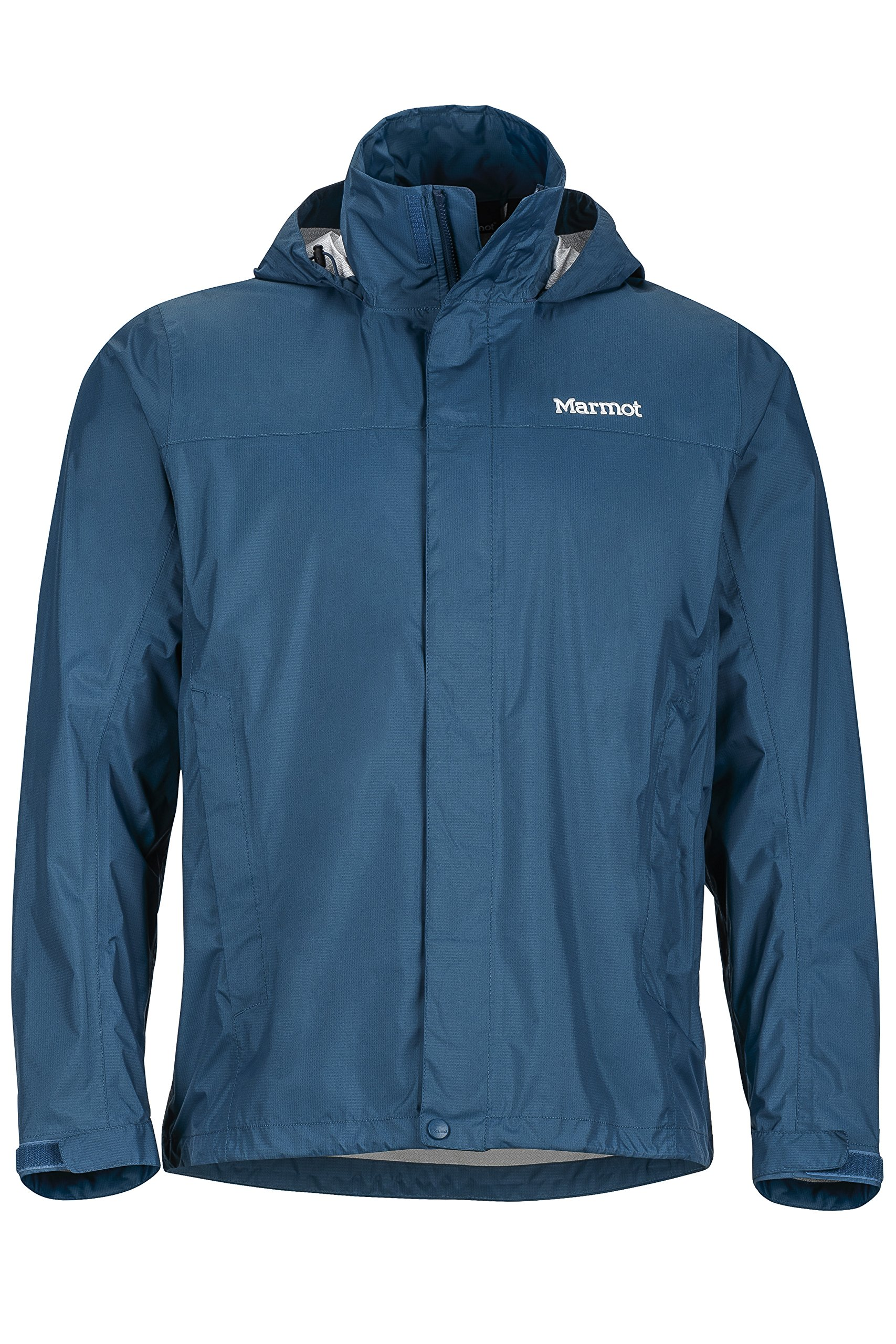 Marmot Men's Precip Jacket, Denim, Small