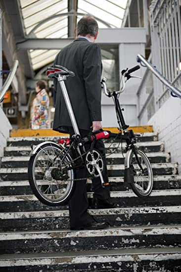 Vendo bicicleta plegable brompton