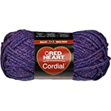 Red Heart Yarn, Cordial All Star