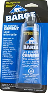 Springfield Leather Company's Barge All-purpose Cement 2oz