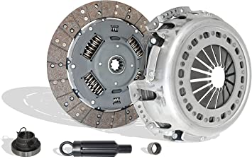 Amazon Com Clutch Kit Compatible With Ram 2500 3500 Base St Slt Standard Cab Pickup Crew 2001 January 24th 2005 5 9l 359cu In L6 Diesel Ohv Turbocharged Cummins Turbo Diesel 6 Speed Trans Only 05 101 Automotive