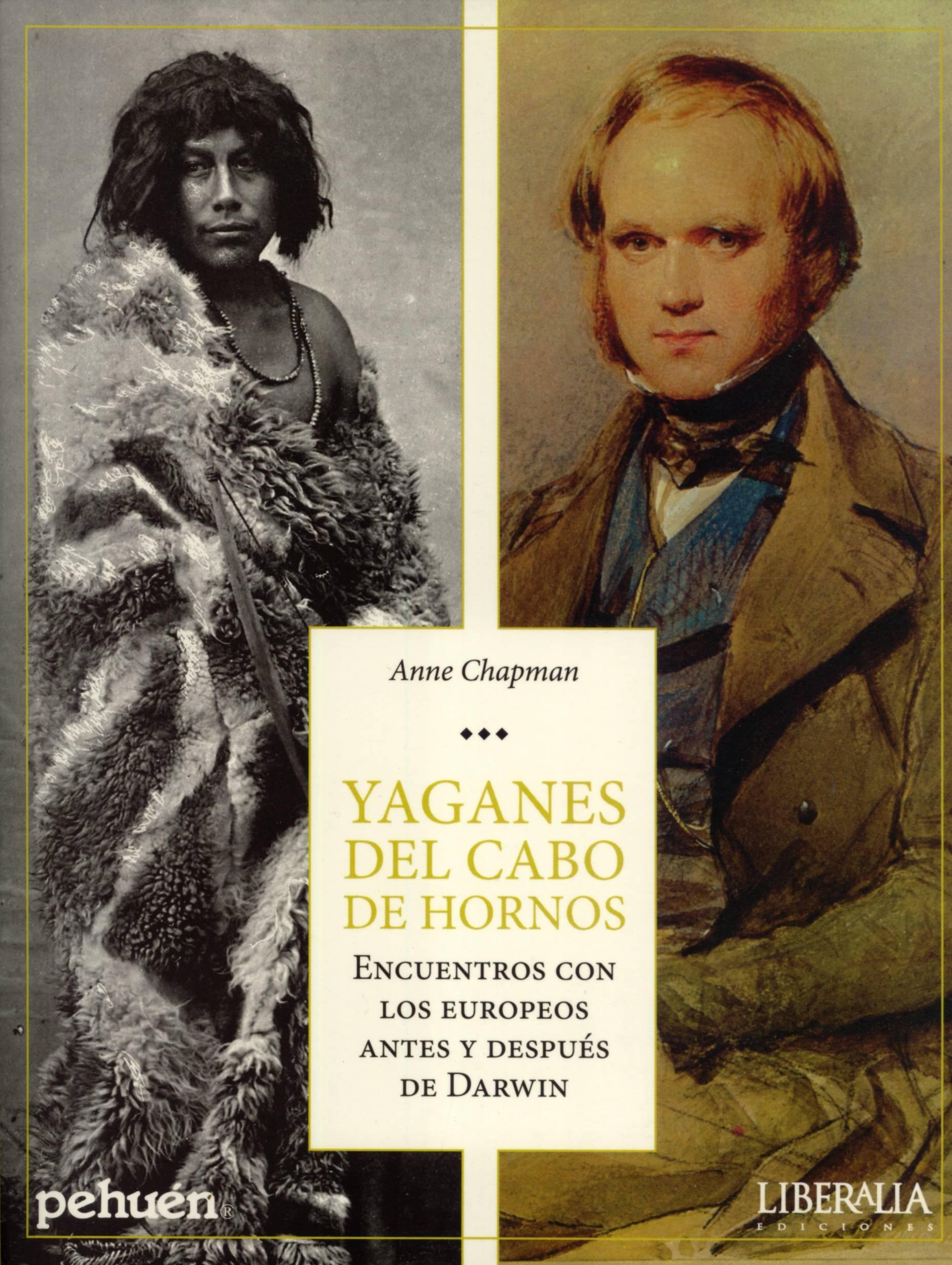 Read Online Yaganes del Cabo de Hornos: Encuentros con los Europeos Antes y Después de Darwin PDF
