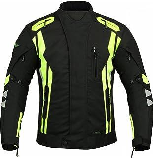 a2913fc1f8c JET Chaqueta Moto Hombre Textil Impermeable con Armadura Gris ...