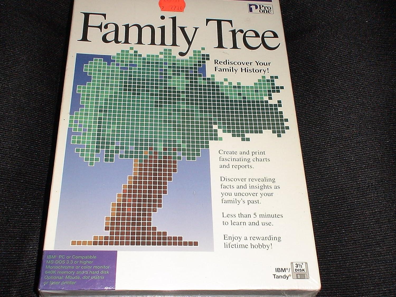 Amazon com: Family Tree, Rediscover Your Family History, 3 5