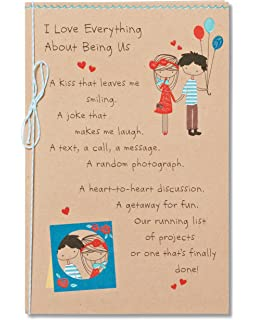American Greetings Being Us Birthday Greeting Card For Sweetheart With Foil