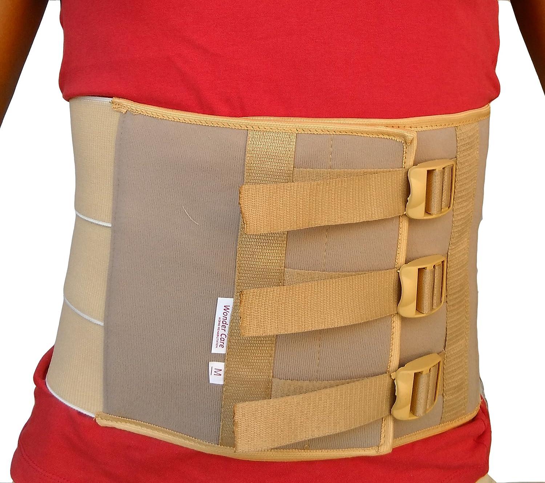 20a41b503dc Wonder Care-Abdominal Belt binder after C-Section delivery for women for  body shaper slim Support Elastic Maternity tummy waist belly trimmer fat  burner ...