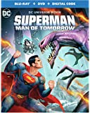 Superman: Man of Tomorrow (Blu-ray + DVD + Digital Combo Pack)