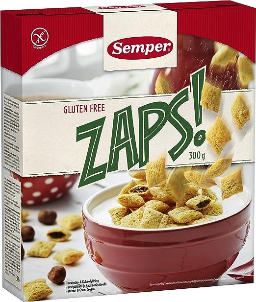 Semper Cereales sin Gluten - 300 gr: Amazon.es: Alimentación ...