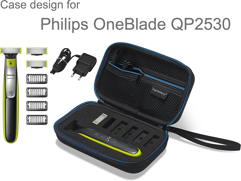 Supremery Bag para Philips OneBlade QP2530/30, QP2630/30, QP2520/30, QP2520/20 Estuche Funda Protectora de Transporte: Amazon.es: Electrónica