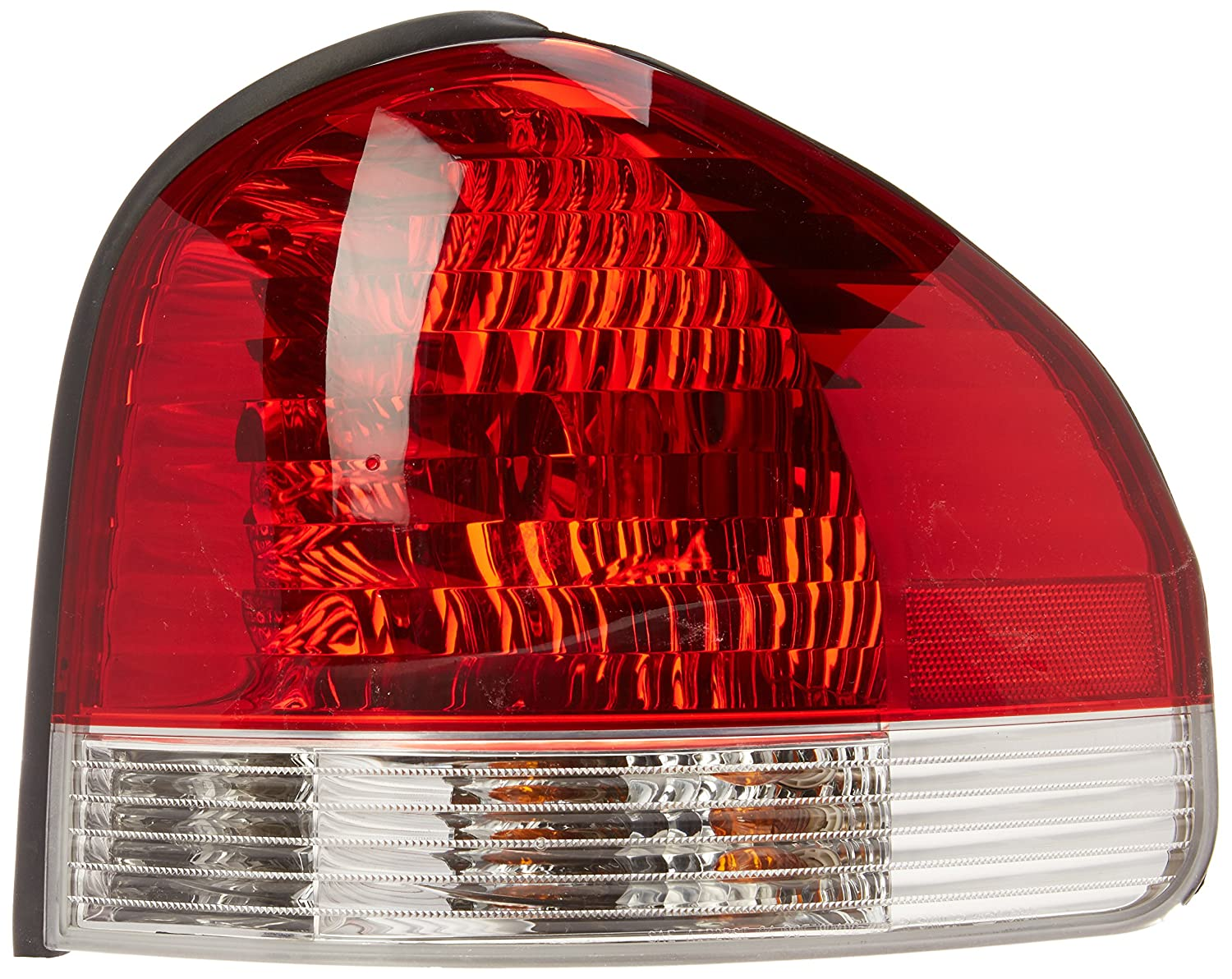 TYC 17-5732-00-1 Compatible with NISSAN Rogue Replacement Reflex Reflector