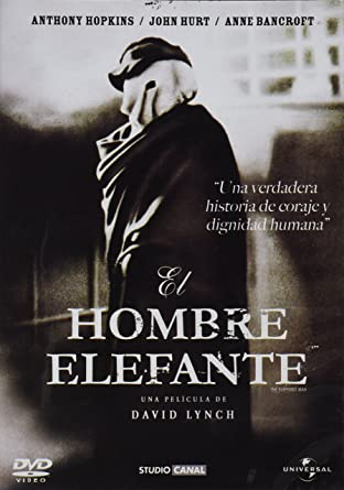 The Elephant Man (El Hombre Elefante) [NTSC/REGION 4 DVD. Import