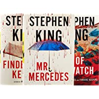 The Bill Hodges Trilogy: Mr. Mercedes / Finders Keepers / End of Watch