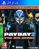 Payday 2 The Big Score Edition Ps4 Oyunu