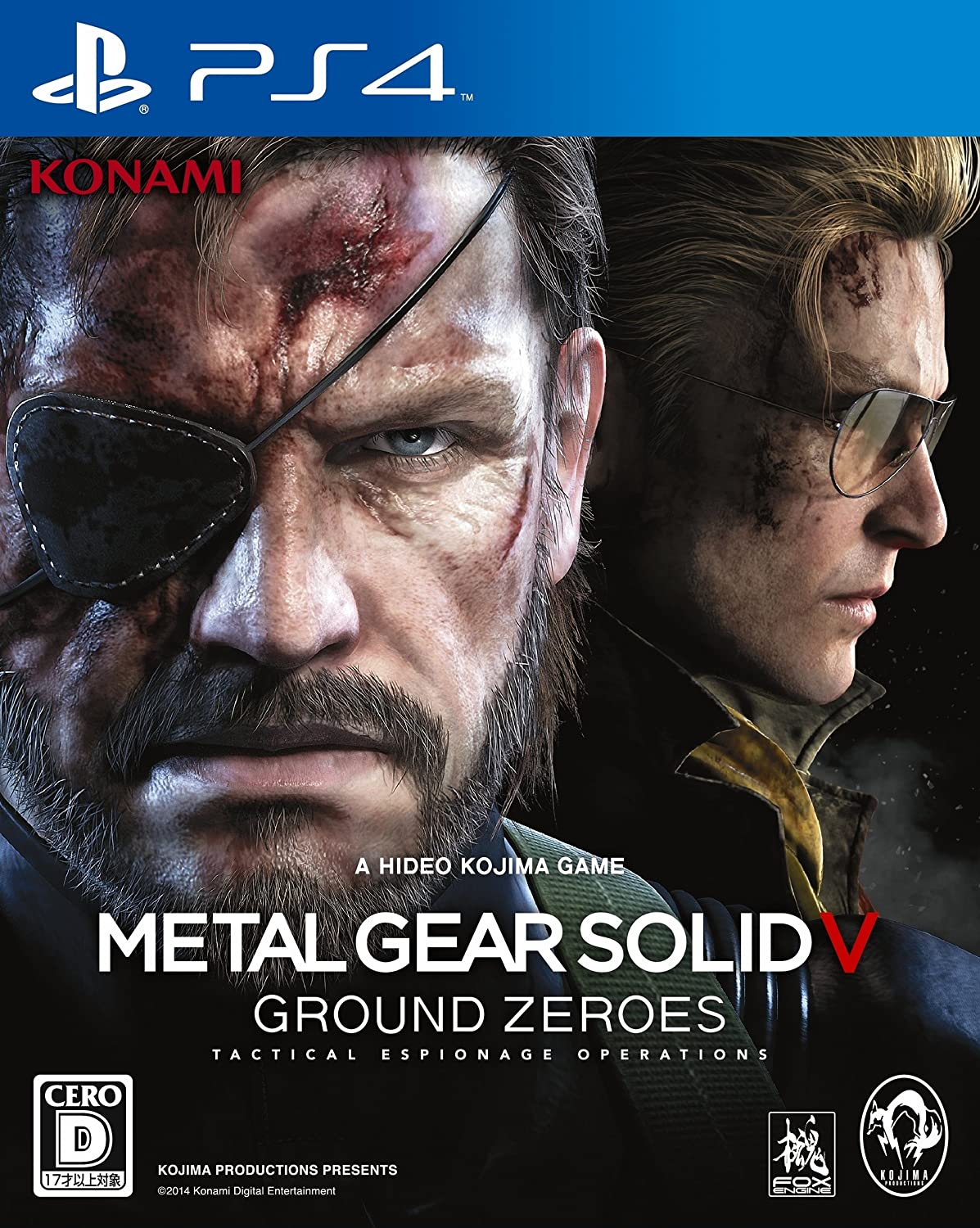 Metal Gear Solid V Ground Zeroes - édition standard [PS4 ...