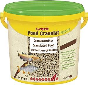 Sera 1 Piece Pond granulat Fish Food, 1.2 lb/3800 ml