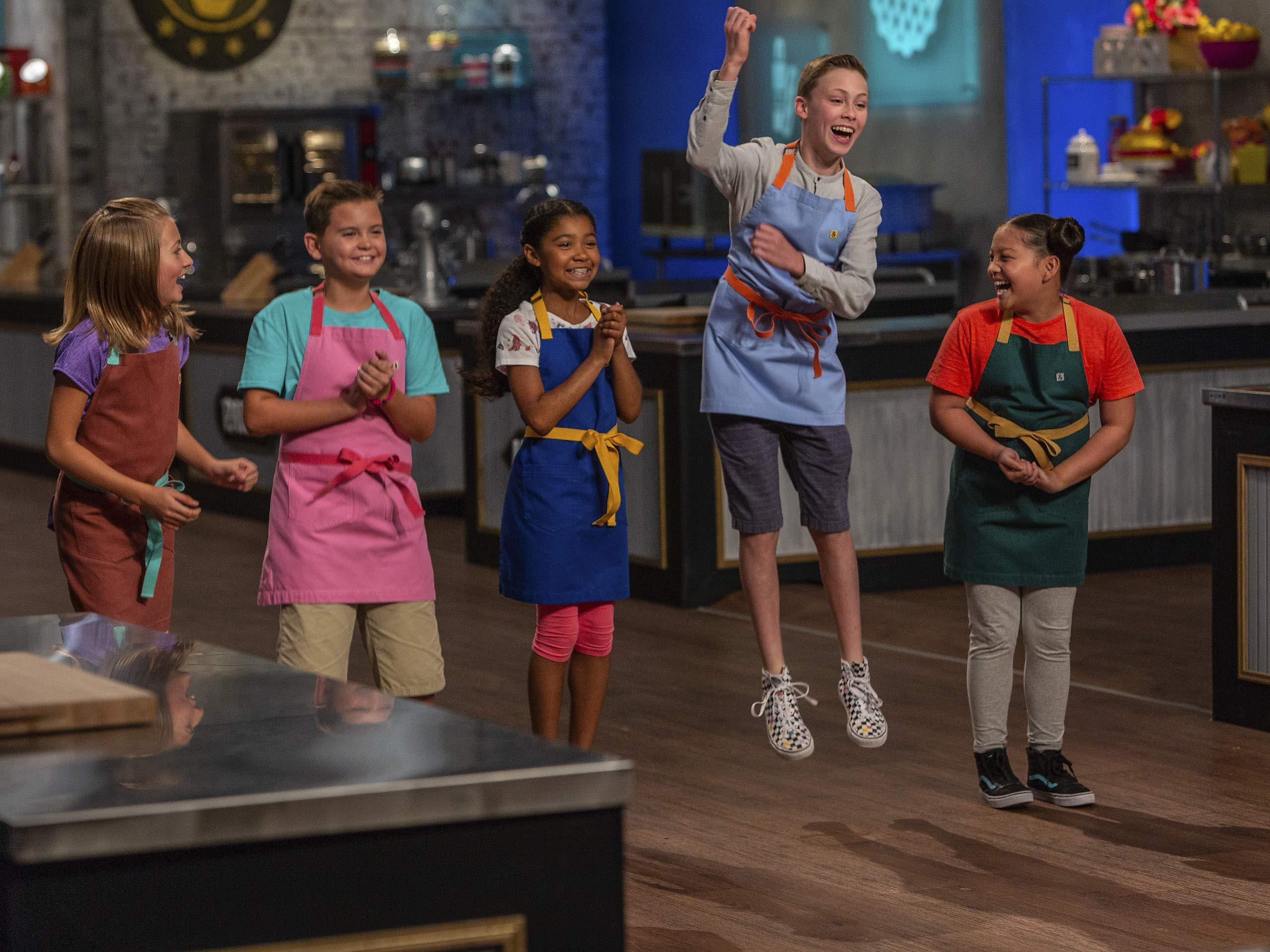 Amazon com: Watch Kids Baking Championship, Season 6 | Prime
