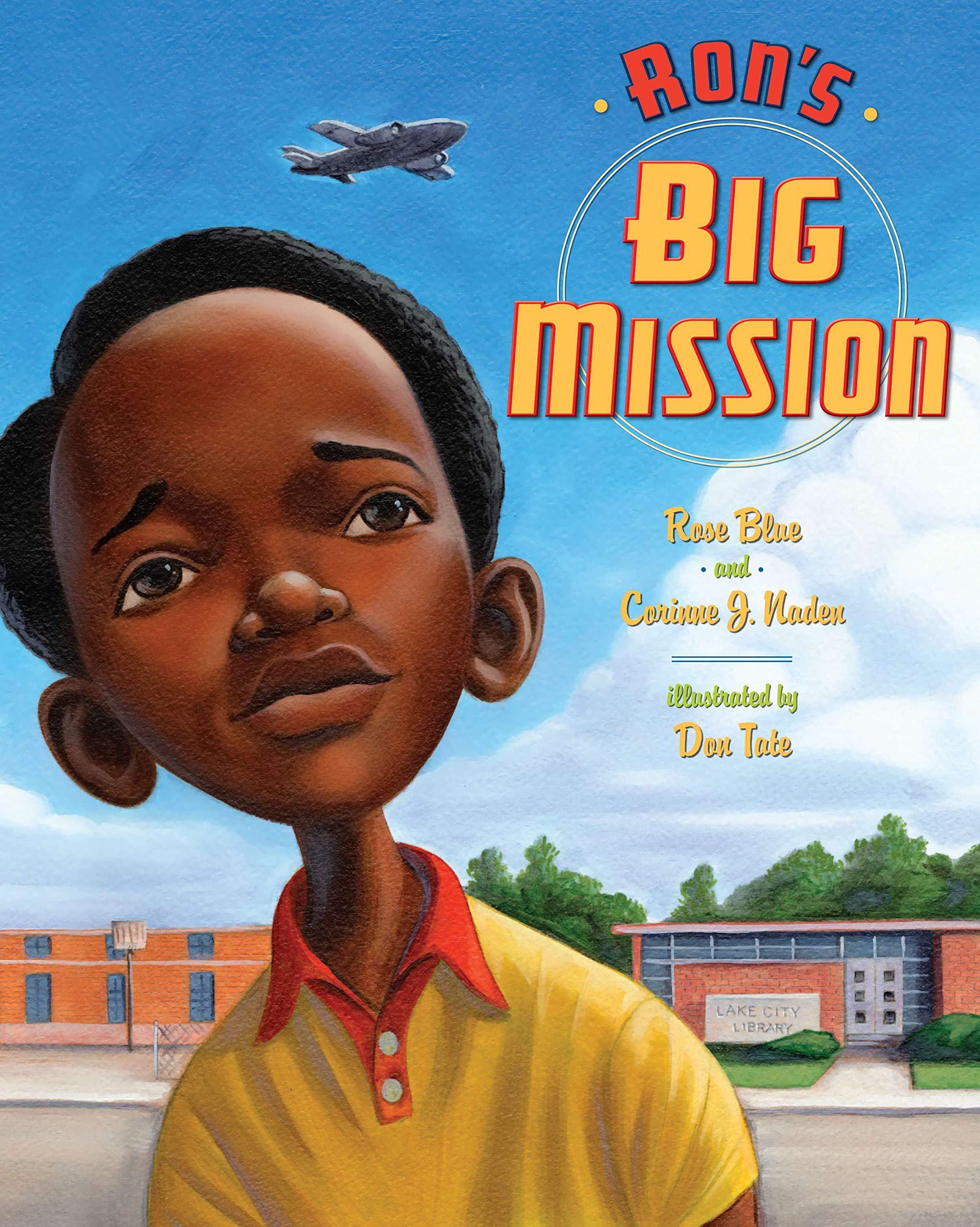 Ron's Big Mission: Blue, Rose, Naden, Corinne, Tate, Don ...