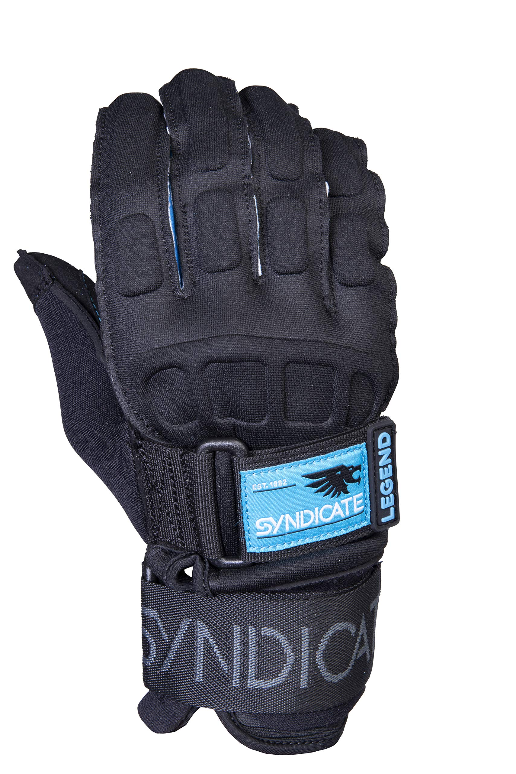 HO Sports Syndicate Legend Inside Out Gloves Ski Wakeboard Wakesurf L by HO Sports