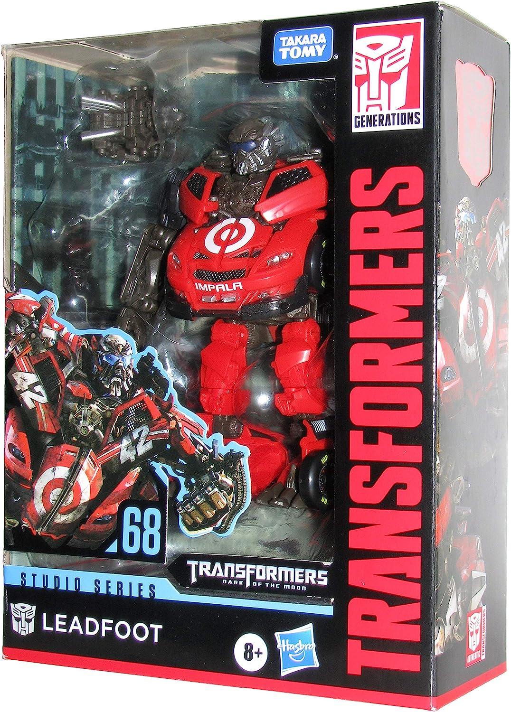 Hasbro Target Exclusive Transformers Studio Series #68 Leadfoot