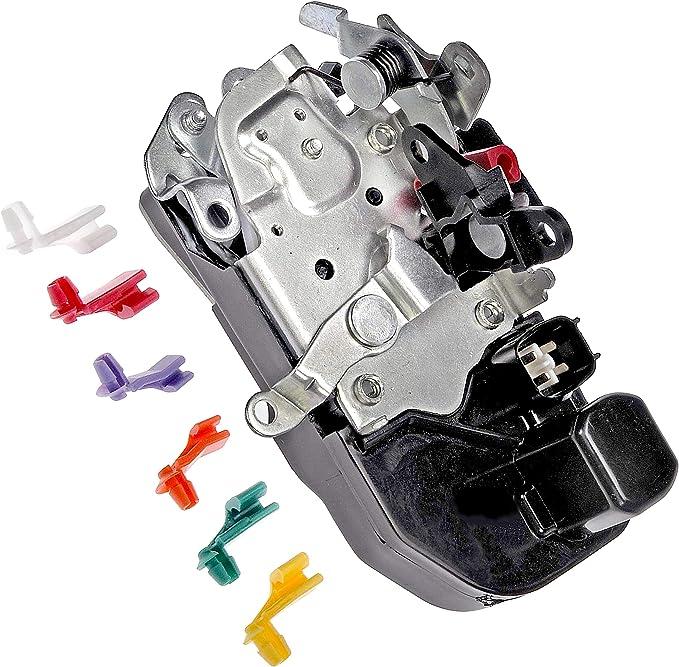 Cheriezing Door Lock Latch Actuator Assembly Front Left for 2003-2010 Dodge Ram 1500 2500 3500 4500 5500 4 Door 931-636