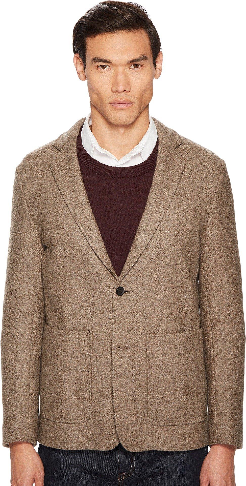 Billy Reid Men's Dylan Sportcoat Taupe 42 Regular