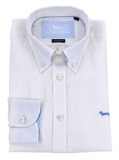 informazioni per b1a2a 9abd8 Harmont & blaine - harmont & blaine camicia uomo c0p012 007500 ...