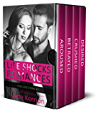 Life Shocks Romances Collection 1: Aroused, Betrayed, Crushed, Desired