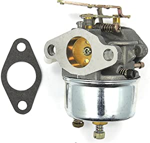 Adjustable Carburetor For Tecumseh 5HP MTD 632113A632113 SNOWBLOWER Carb