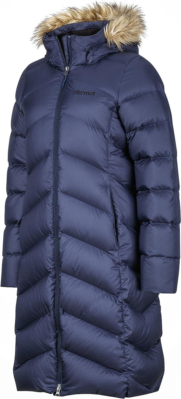 700 Pulgadas C/úbicas Abrigo para Exteriores Marmot Wms Montreal Coat Chaqueta De Plumas Aislante Ligera Mujer Anorak Agua Resistente Al Viento