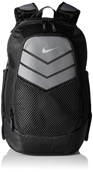 4d190e01b3fa4c Nike 25 Ltrs Anthracite Cool Grey Metallic Silver School Backpack ...