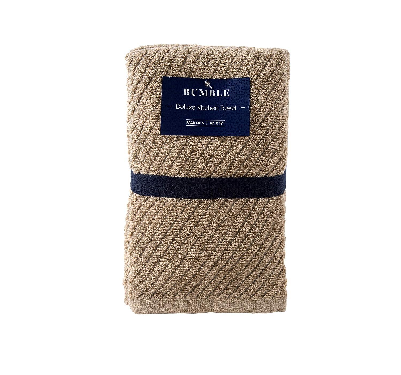 Bumble Towels Torchon 16 X 19 Aqua