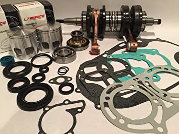 Amazon com: Yamaha Banshee 68mm 421cc Cheetah Cub Motor Rebuild Kit