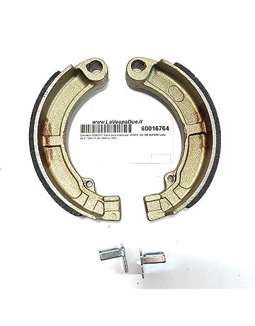 Abrazaderas Ferodo freno trasero para Vespa 125 150 Super rueda de 8