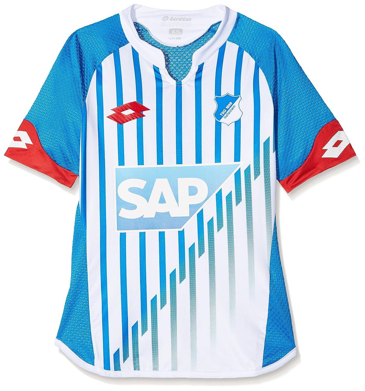 2015-2016 TSG Hoffenheim Lotto Home Football Shirt (Kids) B010R744UM XL Boys 30-32