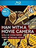 Man With a Movie Camera (Blu-ray) [1929]