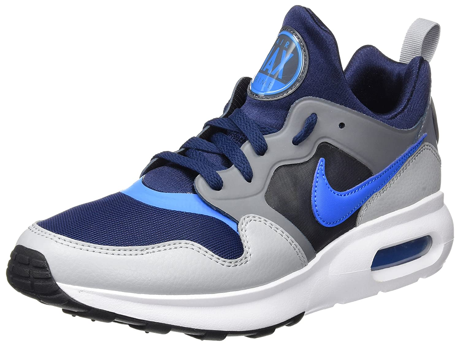 Nike Herren Air Max 90 OG Gymnastikschuhe  455 EU|Mehrfarbig (Midnight Navy/Photo Blue/Cool Grey)