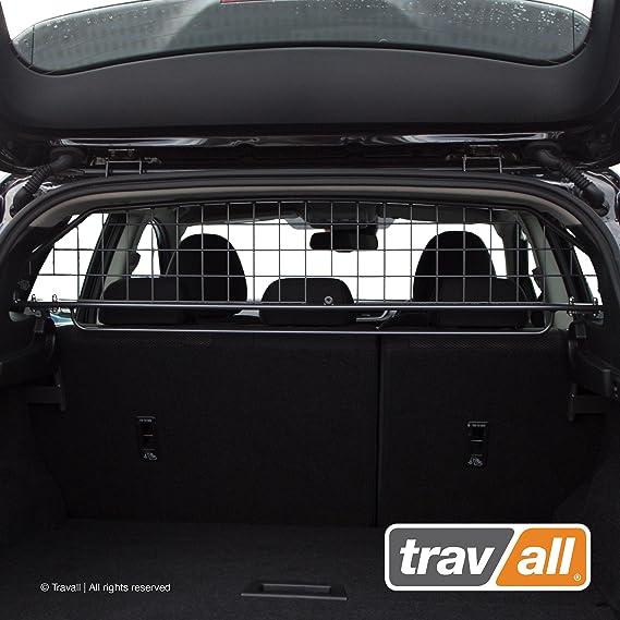 Travall Tdg1537 Guard Hundegitter Maßgeschneidertes Trenngitter Fahrzeugspezifisches Auto