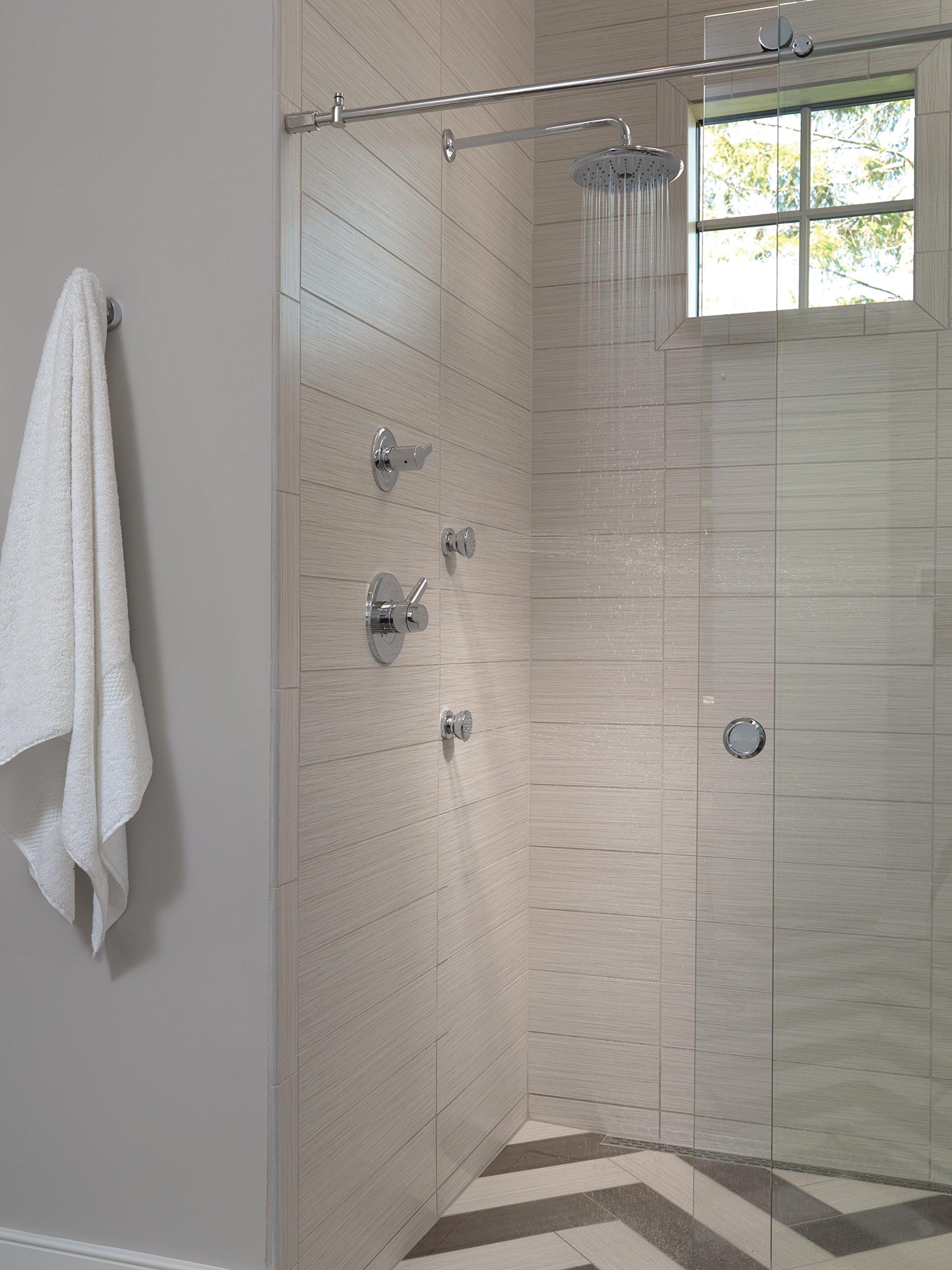 Delta RP52382 Universal Showering Components, Touch-Clean Raincan Showerhead, Chrome by DELTA FAUCET (Image #6)