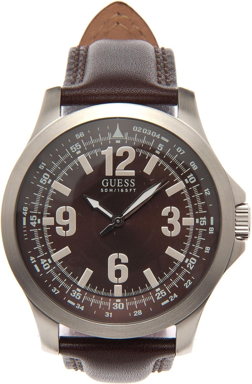 Guess W65017G2 - Reloj de pulsera Ombre marrone