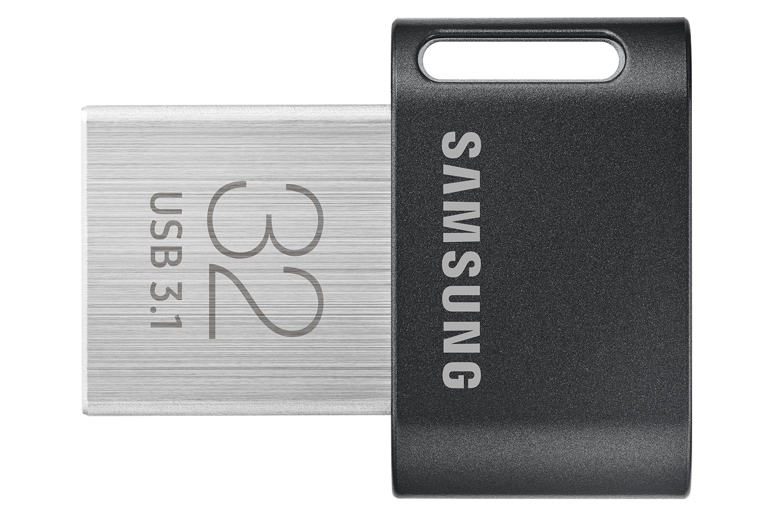 Pendrive Samsung MUF-32AB/AM FIT Plus 32GB - 200MB/s USB 3.1