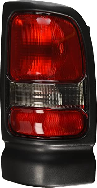 TYC 11-3239-01-1 Dodge Right Replacement Tail Lamp