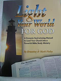 Studying together a ready reference bible handbook mark finley light your world for god a dynamic soul winning manual to lead your church fandeluxe Image collections