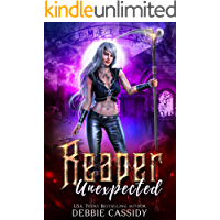 Reaper Unexpected (Deadside Reapers Book 1) book cover
