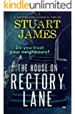 The House On Rectory Lane: a gripping psychological thriller