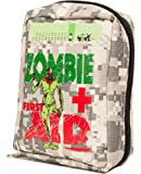 Zombie First Aid Kit - Perfect When On The Run From The Undead - Camping First Aid, Hiking First Aid, 72 Hour Kits, Automobile