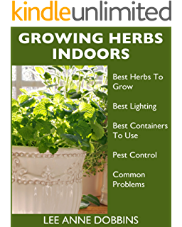 Growing Herbs Indoors : Your Guide To Growing Herbs In Containers For A  Vibrant Indoor Herb